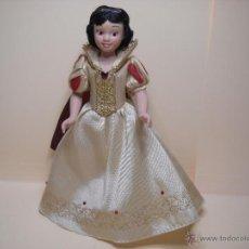 Muñecas Porcelana: MUÑECA PORCELANA DISNEY BLANCANIEVES. Lote 52351372