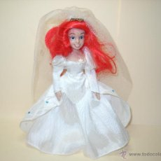 Muñecas Porcelana: MUÑECA PORCELANA DISNEY ARIEL. Lote 52351407