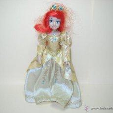 Muñecas Porcelana: MUÑECA PORCELANA DISNEY ARIEL. Lote 52351517