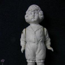 Muñecas Porcelana: MUÑECA PARIAN O TIPO PARIAN CUERPO BRAZOS MÓVILES BISCUIT MOLDE SIN MARCAS NIÑO NIÑA SXIX 14,5X7X4CM. Lote 52412097