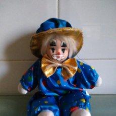 Muñecas Porcelana: MUÑECO PAYASO. Lote 52590952