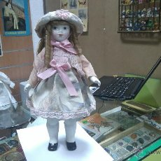 Muñecas Porcelana: MUÑECA PORCELANA. Lote 52985437