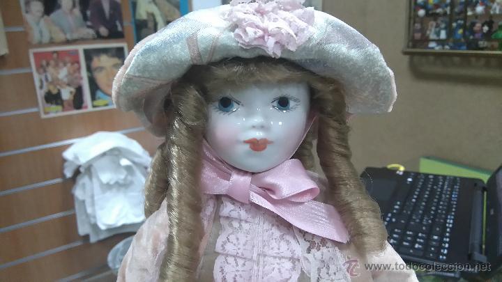 Muñecas Porcelana: Muñeca porcelana - Foto 5 - 52985437
