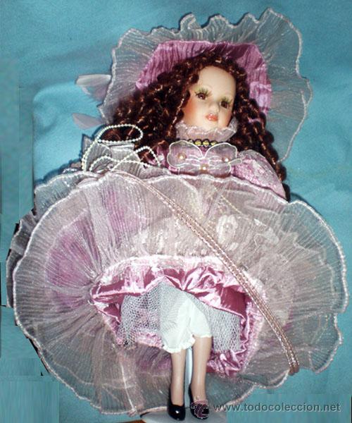 Muñecas Porcelana: Piernas, calzón y vestimenta. - Foto 6 - 52998484