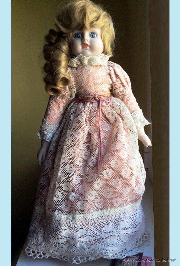 Muñecas Porcelana: Sin sombrero. - Foto 3 - 53044843