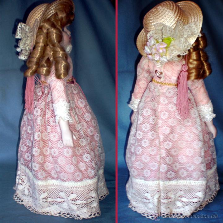 Muñecas Porcelana: Perfil y espalda. - Foto 4 - 53044843
