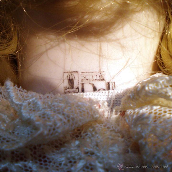 Muñecas Porcelana: Marca en la nuca. - Foto 7 - 53044843