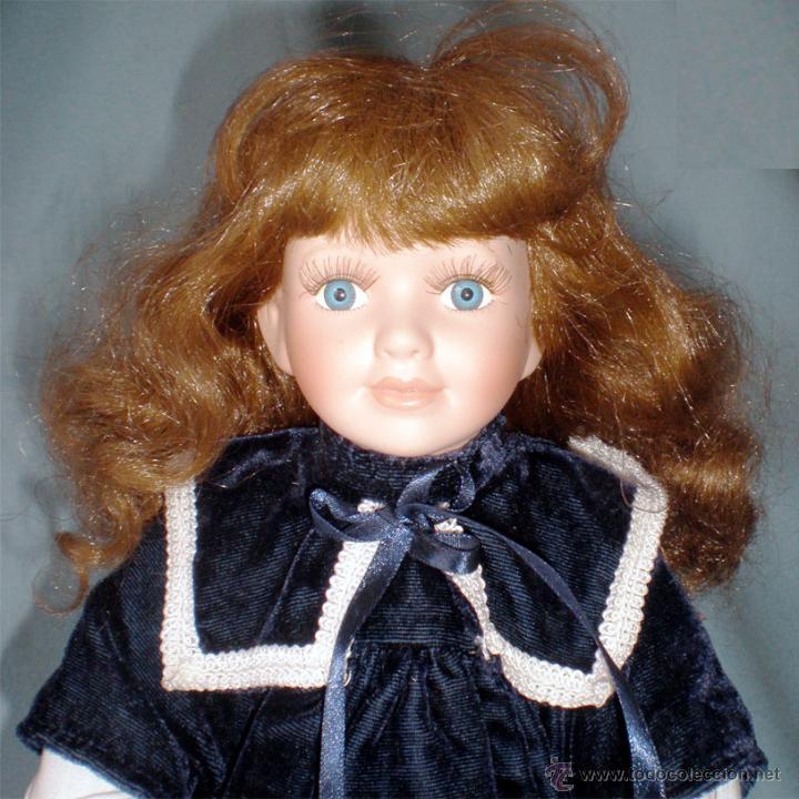 Muñecas Porcelana: Pecho y cabeza. - Foto 2 - 53099093