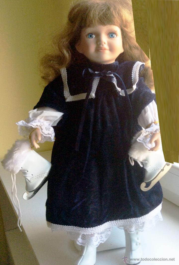 Muñecas Porcelana: De pie. - Foto 4 - 53099093
