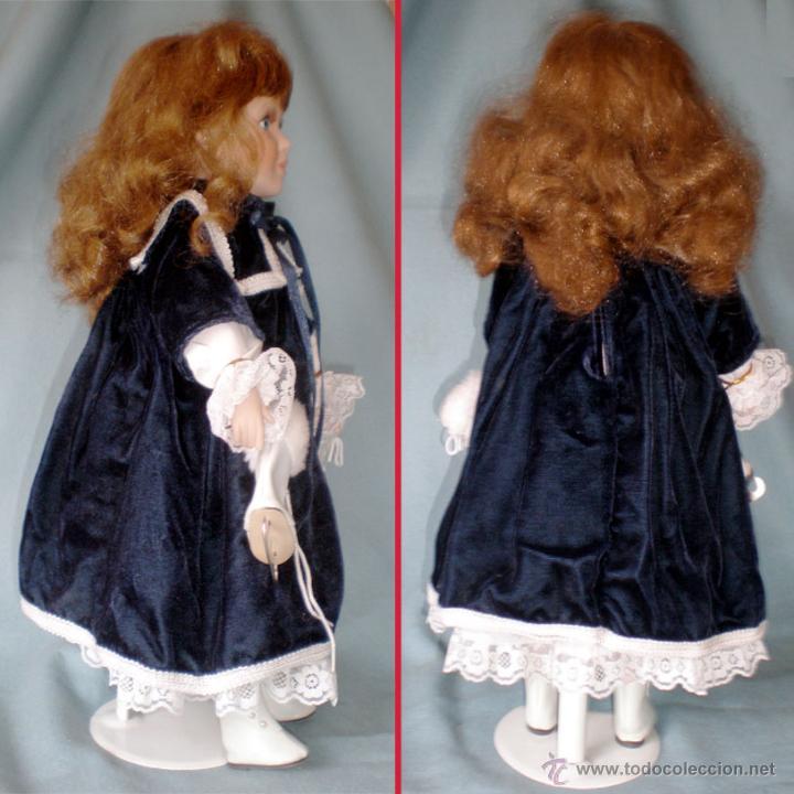 Muñecas Porcelana: Perfil y espalda. - Foto 6 - 53099093