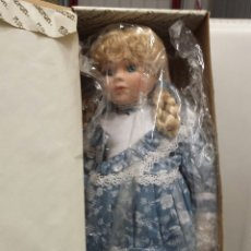 Muñecas Porcelana: MUÑECA PORCELANA TRACY MARCA ALBERON. Lote 135934877