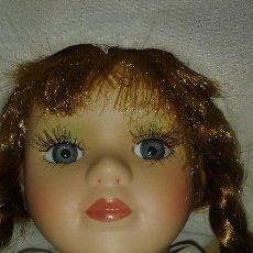 Muñecas Porcelana: MUÑECA DE PORCELANA. Lote 53288910