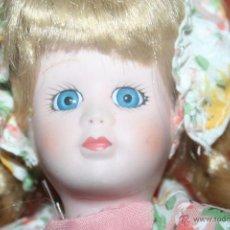 Muñecas Porcelana: MUÑECA PORCELANA . Lote 53319598