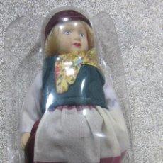 Muñecas Porcelana: MUÑECA PORCELANA. SIN ABRIR. 22 CM DE ALTO.. Lote 53445844