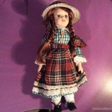 Muñecas Porcelana: MUÑECA PORCELANA DE COLECCIÓN. Lote 54003189