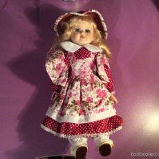 Muñecas Porcelana: MUÑECA PORCELANA COLECCIÓN. Lote 54003197