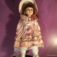 Muñecas Porcelana: MUÑECA PORCELANA DE COLECCIÓN. Lote 54003207