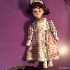 Muñecas Porcelana: MUÑECA PORCELANA DE COLECCIÓN. Lote 54003216