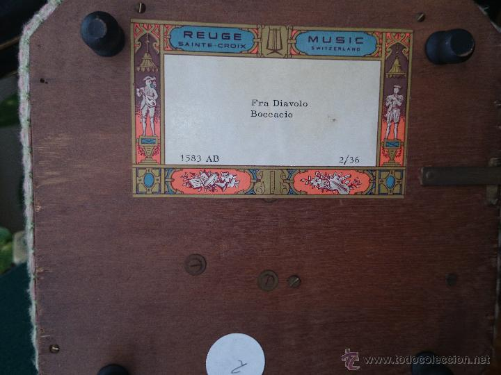 "Muñecas Porcelana: MUÑECA AUTÓMATA ""EDUCADORA DE PÁJAROS"" REUGE, C. 1970 AUTOMATON DOLL - Foto 7 - 54384896"