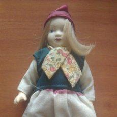 Muñecas Porcelana: MUÑECA PORCELANA. Lote 54572810