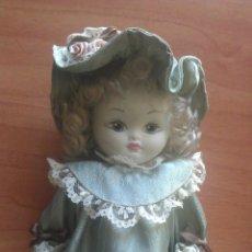 Muñecas Porcelana: MUÑECA PORCELANA. Lote 54572850