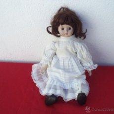 Muñecas Porcelana: MUÑECA DE PORCELANA. Lote 54806763
