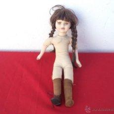 Muñecas Porcelana: MUÑECA DE PORCELANA. Lote 54806777