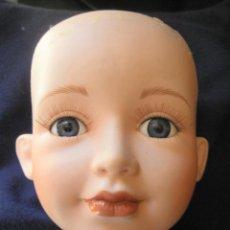 Muñecas Porcelana: CABEZA DE PORCELANA.. Lote 55013509