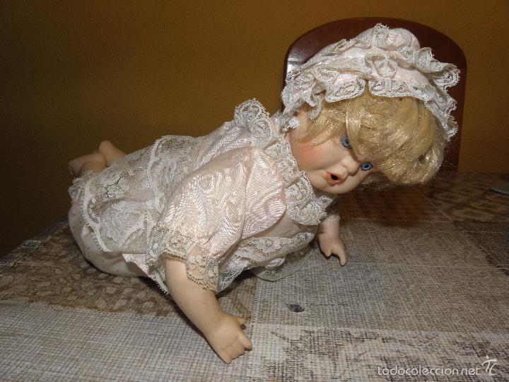 MUÑECA DE PORCELANA THE PROMENADE COLLECTION. EUGENIE A. 6769-A (Juguetes - Muñeca Extranjera Moderna - Porcelana)