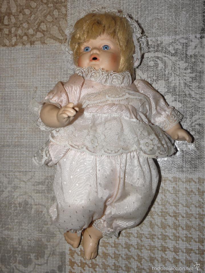 Muñecas Porcelana: MUÑECA DE PORCELANA THE PROMENADE COLLECTION. EUGENIE A. 6769-A - Foto 2 - 55572967