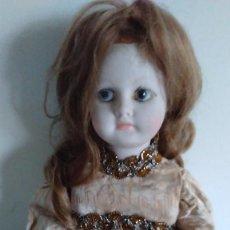 Muñecas Porcelana: MUÑECA DE PORCELANA. Lote 56094851