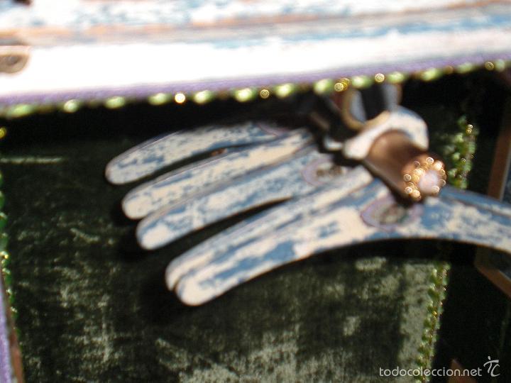 Muñecas Porcelana: ARMARIO MUÑECA DE PORCELANA, MUÑECA ANTIGUA, ARMARIO DE JUGUETE, JUGUETE CLASICO - Foto 63 - 56318065
