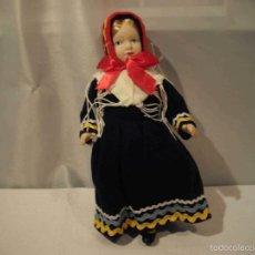 Muñecas Porcelana: MUÑECA PORCELANA NORUEGA. Lote 56697243