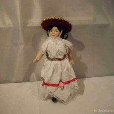 Muñecas Porcelana: MUÑECA PORCELANA MEXICO. Lote 56697270