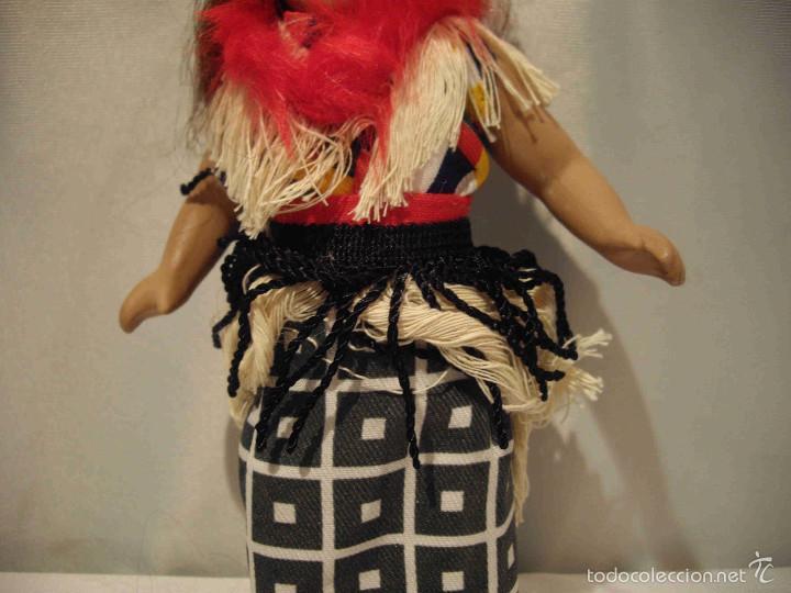 Muñecas Porcelana: MUÑECA PORCELANA NUEVAGUINEA - Foto 3 - 56697307