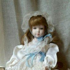 Muñecas Porcelana: MUÑECA PORCELANA . Lote 56961888