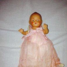 Muñecas Porcelana: FABULOSO MUÑECO DE PORCELANA ARTICULADO. Lote 57117646