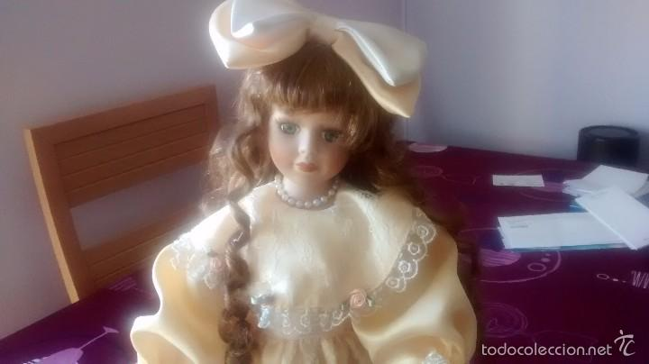 Muñecas Porcelana: muñeca de porcelana años 80 - Foto 2 - 57611936