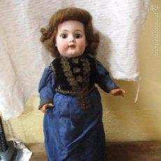 Muñecas Porcelana: MUÑECA DE PORCELANA DE 1900 APROX . Lote 57991152