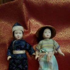 Muñecas Porcelana: MUÑECAS DE PORCELANA. Lote 58094379
