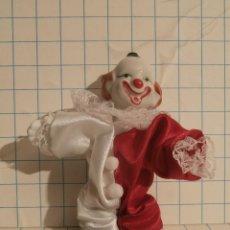 Muñecas Porcelana: PAYASO DE PORCELANA. Lote 58415400