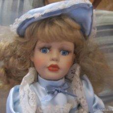 Muñecas Porcelana: M69 MUÑECA DE PORCELANA PRECIOSA REF 2. Lote 58550208