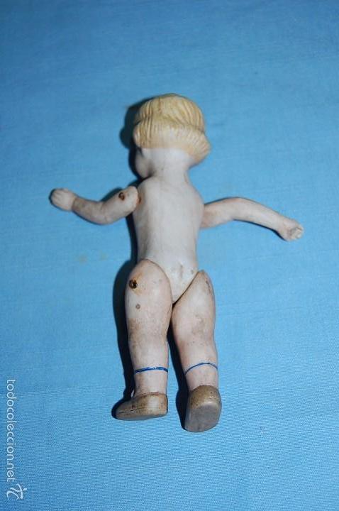Muñecas Porcelana: MUÑECA EN PORCELANA DE BISCUIT - Foto 6 - 58735630