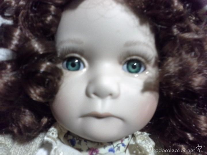 Muñecas Porcelana: Muñeca de caracter años 70-80 - Foto 3 - 61082199
