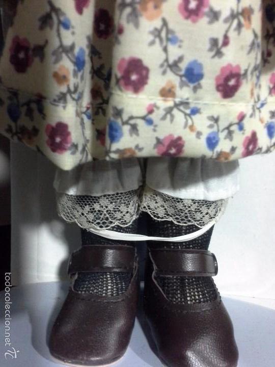 Muñecas Porcelana: Muñeca de caracter años 70-80 - Foto 4 - 61082199