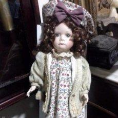 Muñecas Porcelana: MUÑECA DE CARACTER AÑOS 70-80. Lote 61082199
