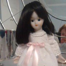 Muñecas Porcelana: MUÑECA DE PORCELANA PROBABLEMENTE ALEMANA. Lote 62296676