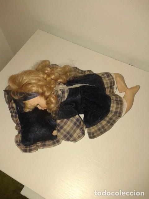 Muñecas Porcelana: MUÑECA PORCELANA AÑOS 90 - Foto 2 - 62405684