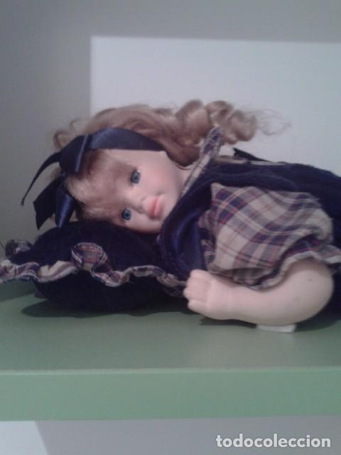 Muñecas Porcelana: MUÑECA PORCELANA AÑOS 90 - Foto 3 - 62405684