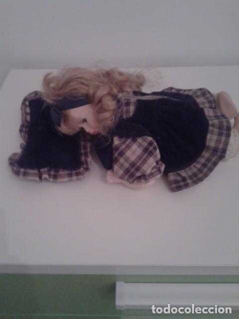 Muñecas Porcelana: MUÑECA PORCELANA AÑOS 90 - Foto 4 - 62405684